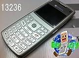 白ロム SoftBank サムスン 708SC シルバー (¥ 23,800)