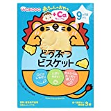 Wakodo Animal Figured Biscuits, 34.5G