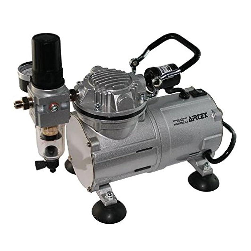 プランター広くすごいエアテックス コンプレッサーAPC-001R2