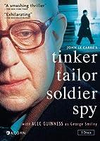 Tinker Tailor Soldier Spy [DVD] [Import]