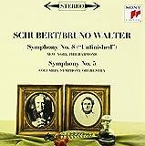 シューベルト : 交響曲第5番&第8番「未完成」