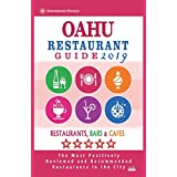 Oahu Restaurant Guide 2019: Best Rated Restaurants in Oahu, Hawaii - Restaurants, Bars and Cafes Recommended for Tourist, 2019