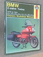 Bmw Twins Owners Workshop Manual/Bmw 2-Valve Twins 1970-1993 Owners Workshop Manual (Haynes, 249)