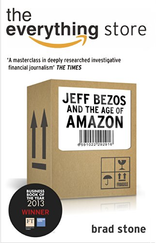 The Everything Store: Jeff Bezos and the Age of Amazonの詳細を見る