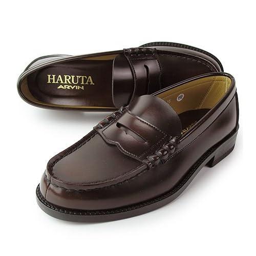 HARUTA【ハルタ ローファー】6550 ジャマイカ 25.5 メンズ 靴 (24.0~27.5cm)