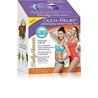 Sally Hansen Ouch-Relief Stripless Body Wax, 4 Ounce