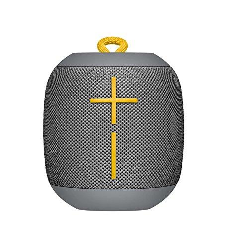 Ultimate Ears Bluetooth スピーカー UE WONDERBOOM ワンダーブーム 防水 ワイヤレススピーカー (STONE グレー) 国内正規品 WS650GR
