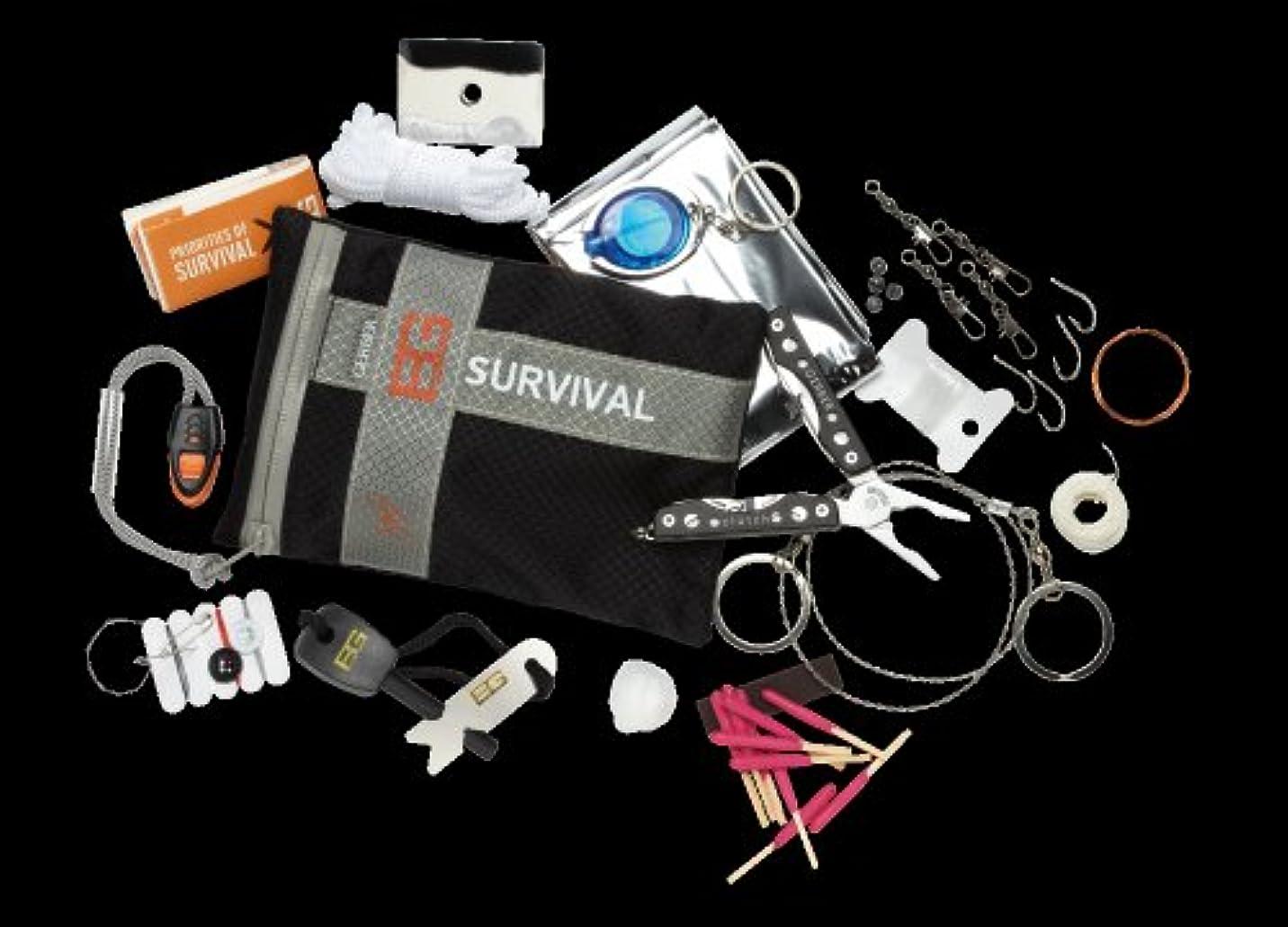 クッションヘビー第二ガーバー ベア?グリルス サバイバルアルティメイトキット BG Survival Ultimate