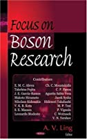 Focus on Boson Research