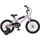 DOPPELGANGER(ドッペルギャンガー) 子ども用自転車 DUB STACKシリーズ DX16-PK 16インチ ピンク 適応身長目安:100cm~