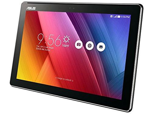 エイスース 10.1型タブレットパソコン ZenPad 10 SIMフリーモデル (ブラック) Z300CNL-BK16