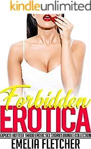 Forbidden Erotica — Explicit Hottest Taboo Erotic Sex Stories Bundle Collection (English Edition)