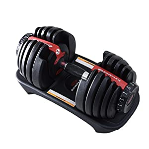 Bowflex(ボウフレックス) アジャスタブルダンベル552 24kg 1個販売 【正規品】