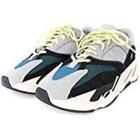 (アディダス) adidas ×カニエウエスト 【YEEZY BOOST 700 YEEZY WAVE RUNNER】【B75571】ローカットスニーカー(27cm/グレー×ブルー) 中古