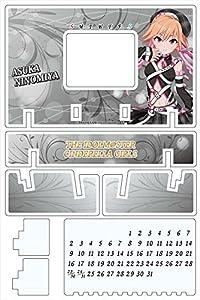 アイドルマスター シンデレラガールズ 二宮飛鳥 アクリルカレンダー