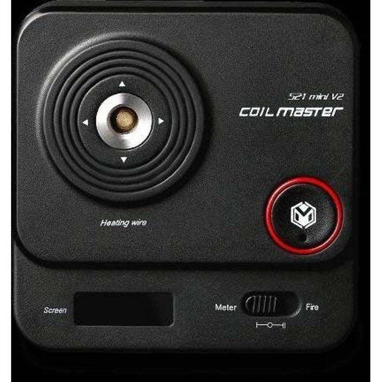 偶然補うビデオ正規品 coil Master 521 V2 TAB mini オームメーター バースト機能 コイルマスター タブミニ [E-14]