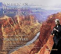 アメリカのリコーダー協奏曲