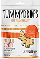 tummy drops-Ginger(タミードロップスープレミアム生姜キャンディー)|30粒入,3 セット[並行輸入品]