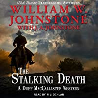 The Stalking Death (Duff MacCallister Western)