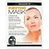 Dermactin-TS 浄化炭シートマスク (並行輸入品)
