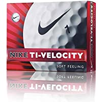 NIKEGOLF(ナイキゴルフ) ゴルフボール TI-VELOCITY GL0612-101 1ダース(12個入り)