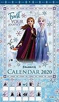 アナと雪の女王2 2020年カレンダー CL-0078