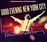 グッド・イヴニング・ニューヨーク・シティ~ベスト・ヒッツ・ライヴ(DVD付) 画像