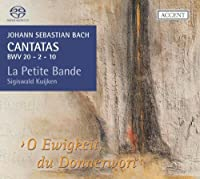 Bach: Cantatas, Vol. 7 O Ewigkeit O Donnerwort (2008-10-28)