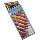 Prismacolor COL ERASE PCL 12 SET Colored Pencils