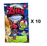 The Zelfs Collectible Figures Blind Party Surprise Bags x 10