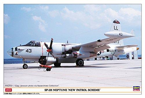 ハセガワ 1/72 アメリカ海軍 SP-2H ネプチューン プラモデル 02258