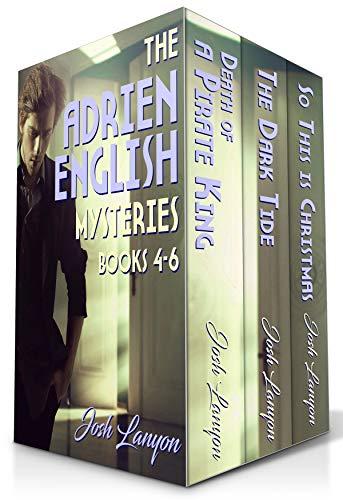 The Adrien English Mysteries 2: Books 4 - 6 (English Edition)