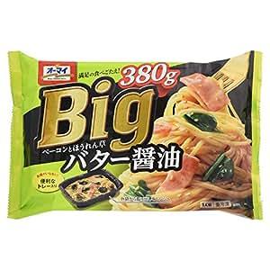 [冷凍] オーマイ Big バター醤油 380g