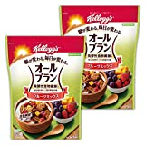 【Amazon.co.jp限定】 ケロッグ オールブラン フルーツミックス 徳用 420g 機能性表示食品