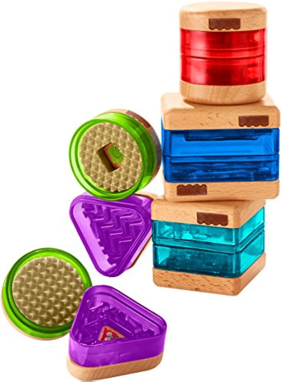 フィッシャープライスWooden Toys Surprise Inside図形セット
