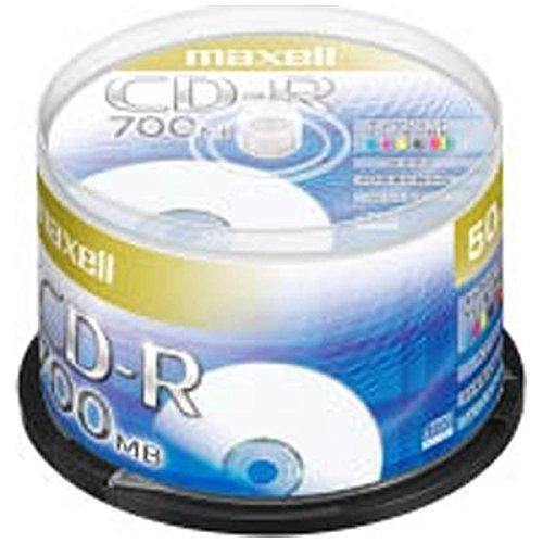 (まとめ買い) マクセル データ用 CD-R 700MB 4...