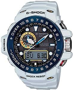 [カシオ]CASIO 腕時計 世界6局対応電波ソーラー G-SHOCK GULFMASTER GWN-1000E-8AJF メンズ