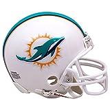 (リデル)Riddell NFL マイアミ・ドルフィンズ Mini Replica ヘルメット - [その他]