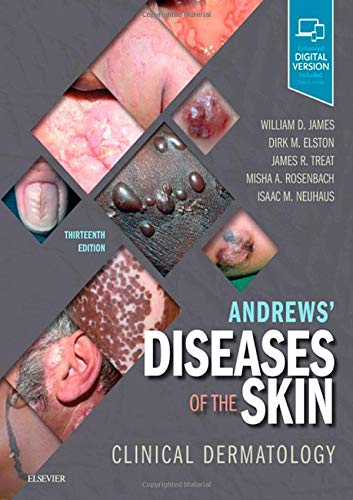 Download Andrews' Diseases of the Skin: Clinical Dermatology, 13e 0323547532