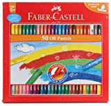 Faber-castell Oil Pastels Set of 50 by Faber-Castell [並行輸入品]