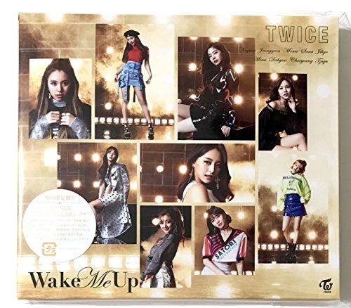 【外付け特典あり】 Wake Me Up (初回限定盤B)(CD+DVD)(B3ポスターR ver.付)