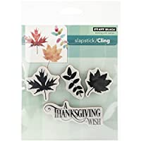 "Penny Black Cling Rubber Stamp 3.5""X4.75"" Sheet-Fall Flutters (並行輸入品)"