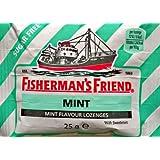 Fishermans Friends Fishermans Friend Mint Flavour Lozenges Sugar Free - 6 X 25Gm