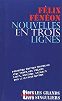 Nouvelles En Trois Lignes (Tiers Livre Éditeur)