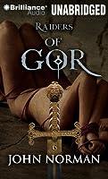 Raiders of Gor: Library Edition (Gorean Saga)