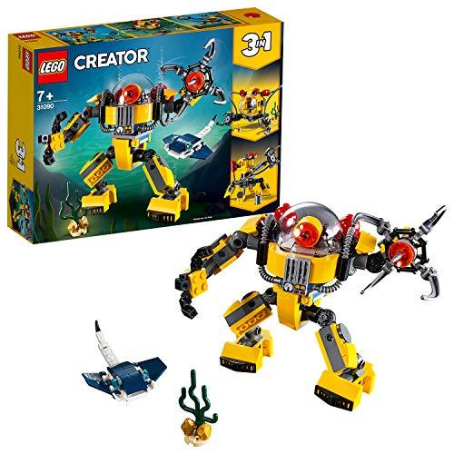 レゴ(LEGO) クリエイター 海底調査ロボット 31090