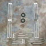 Parts Unlimited サドルバック レンズグリルカバーセット 88年-00年 ゴールドウイング GL1500 DS-719706