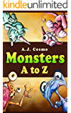 Monsters A to Z (English Edition)