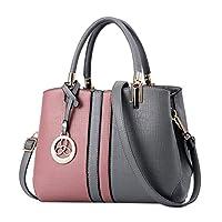 2795347bf9e5 PUレザー、エレガントハンドバッグショルダーバッグファッションバッグ財布トートバッグハンドバッグM