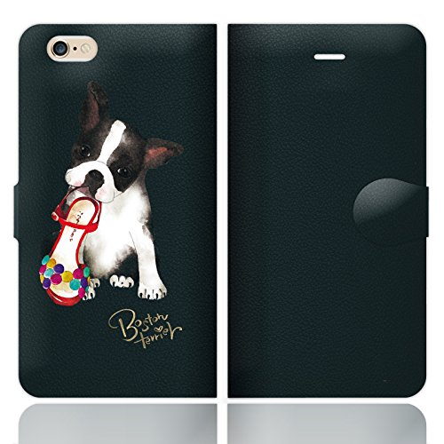 iPhone6S iPhone6 手帳型 ケース カバー ボ...
